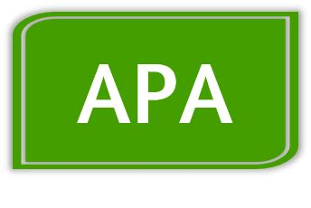 How to Write a Business Paper in APA Format Pen and the Pad